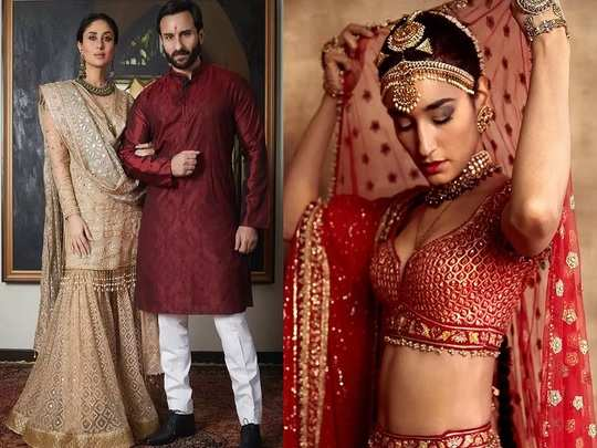 fashion designer tarun tahiliani new outfit collection for brides and grooms in marathi