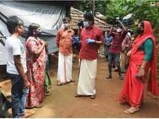 pk sasi mla to shorten sons wedding celebrations for needy family