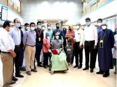 wayanad native who was injured in karipur flight mishap discharged