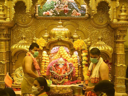 सिद्धिविनायक मंदिर (फाइल फोटो)