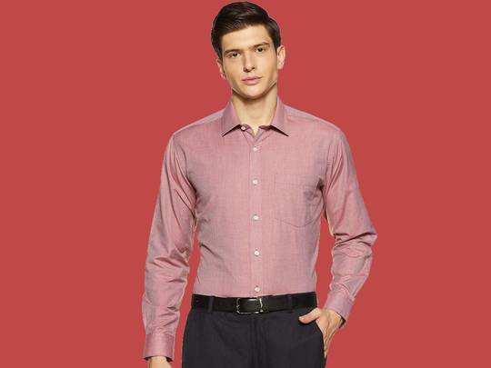 Formal Shirt For Men : ये Formal Shirt पहनकर करें ऑफिस मीटिंग अटेंड, पड़ेगा अच्छा इम्प्रैशन, आज ही खरीदें Amazon Sale से