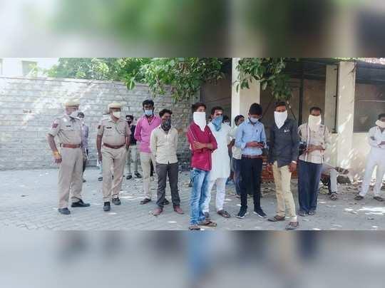 Barmer news : हावी सामन्तशाही, दलित बुजुर्ग की कर दी पीट-पीटकर हत्या