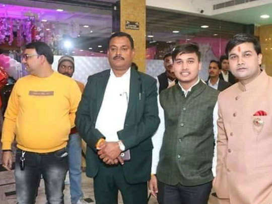 know all about manager jai bajpai of vikas dubey kanpur