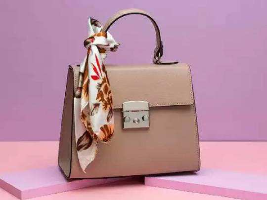Handbag For Men : परफेक्ट और स्टाइलिश लुक के लिए Amazon Sale से खरीदें ये Women Handbags