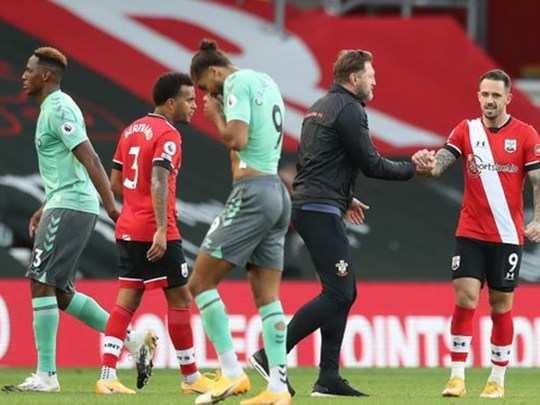 Everton vs Southampton