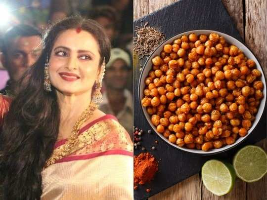 you can also apply kala chana to your hair to repair make it shiny and reduce white hair