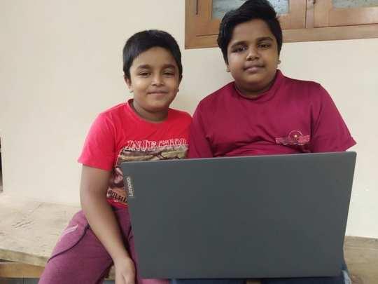 Kozhikode Student Get Laptop