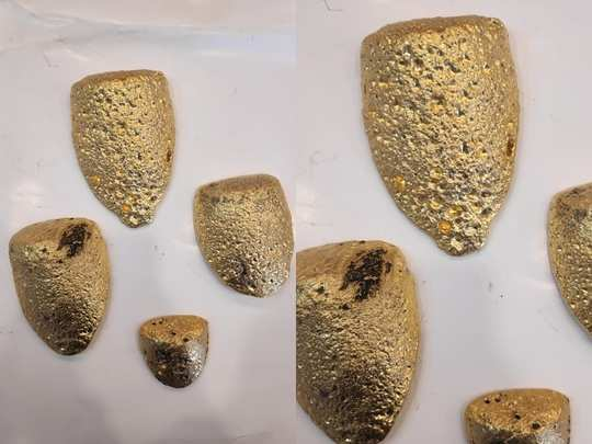 Kochi Airport Gold Seized