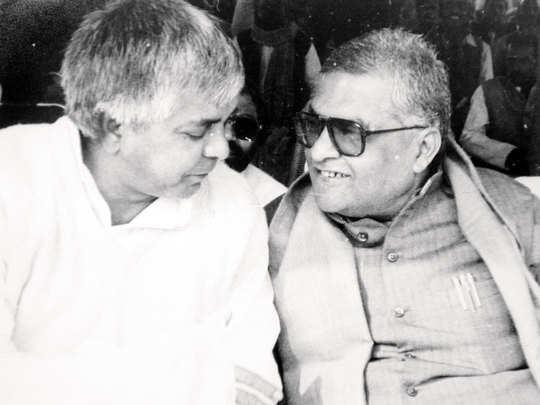 lalu yadav used tantrik naga yaga during fodder scam case and abused hd devegowda bihar assembly election