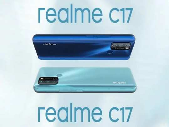 Realme C17 Launch India Price Specification 1