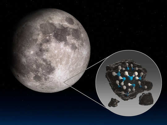 all you need to know about discovery of water on moon by nasa