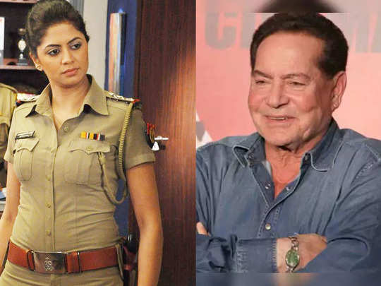 bigg boss 14 kavita kaushik revealed salman khan father salim invited her for lunch after seeing her in fir