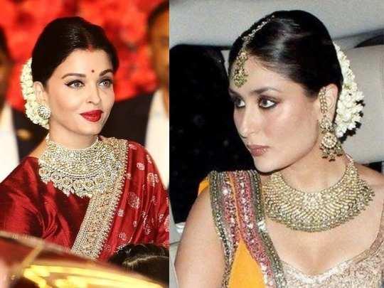 karwachauth 2020 try best bun hairstyle ideas for married women on saree