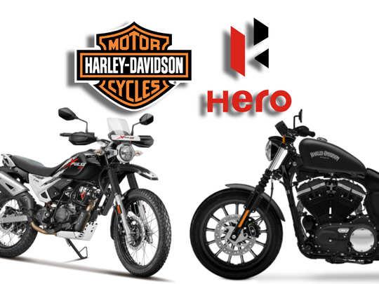 Harley Hero deal