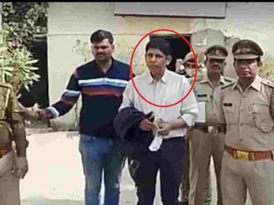 पुलिस कस्टडी में अरुण मिश्रा