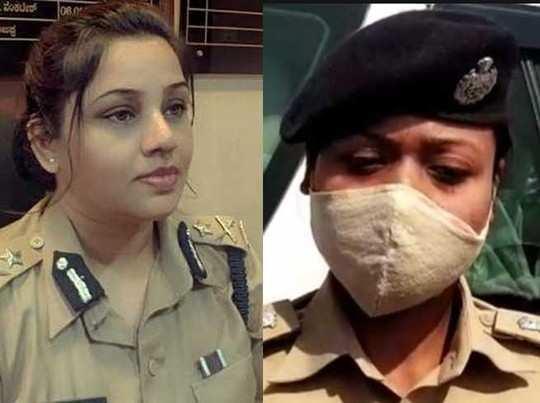 लिपि सिंह को सीनियर आईपीएस की नसीहत