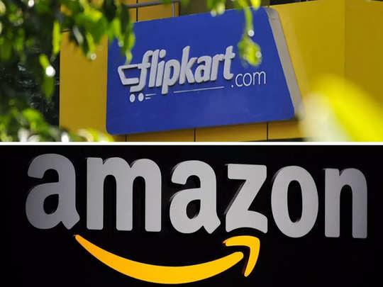 Amazon, Flipkart - TOI
