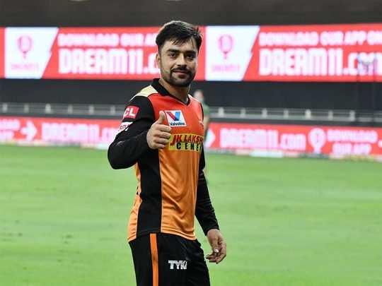 rashid khan bowls brilliant spell against delhi capitals