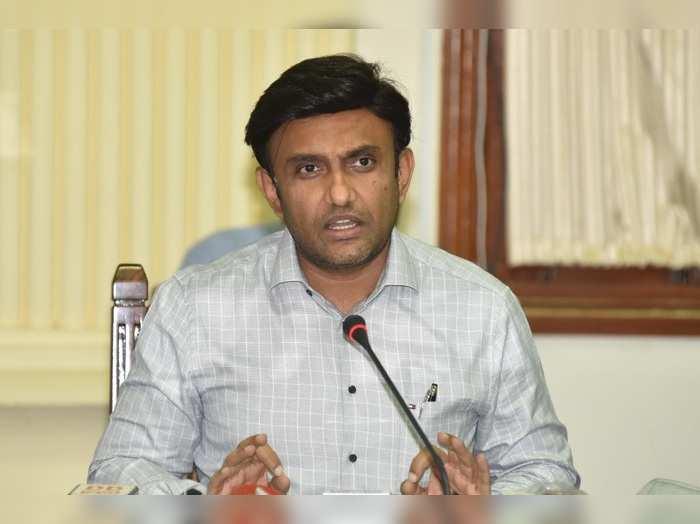 dr. k. sudhakar