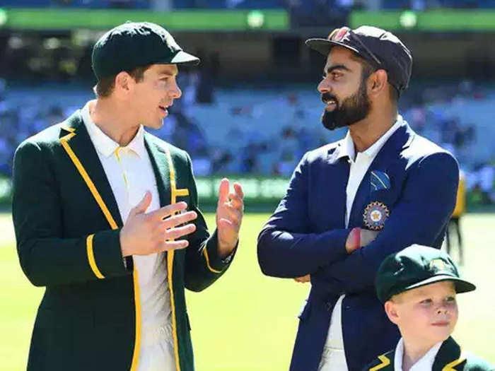 भारत विरुद्ध ऑस्ट्रेलिया