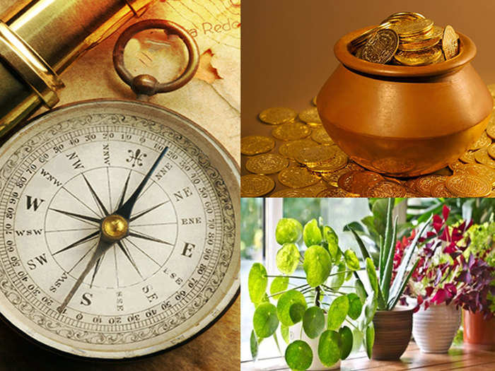 know about the direction of money and you can become rich according to vastu shastra