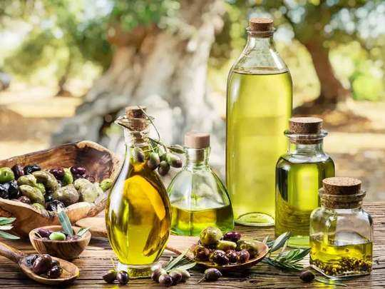 health benefits of olive oil for kids or babies in marathi