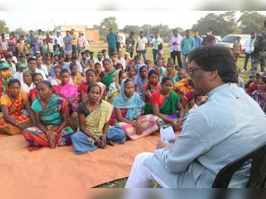 CM सोरेन के बिगड़े बोल-उपचुनाव में जीत हासिल करने के बाद लाठी-डंडे से राज्य से भाजपाइयों को खदेड़ा जाएगा
