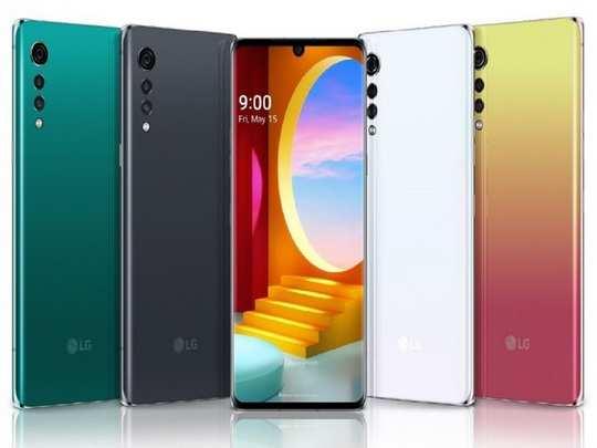 LG Velvet Launch Price Specs India 1