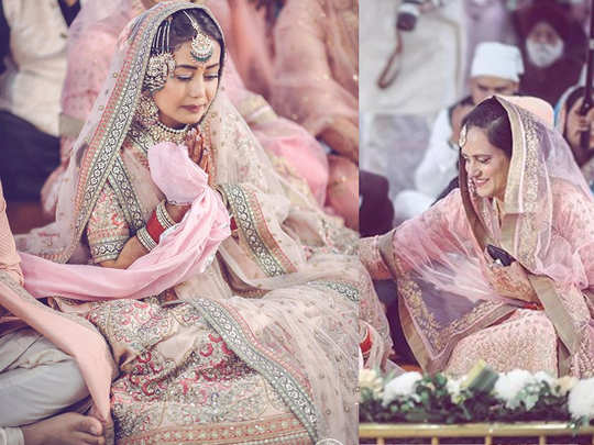 neha kakkar shared her wedding pictures and said about most special wedding gift she received