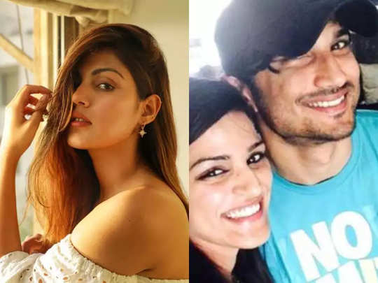 Rhea Chakraborty And Sushant Singh Rajput With Sister
