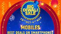 Flipkart Big Diwali Sale: LG पर 45 और सैमसंग के स्मार्टफोन पर 25 हजार की छूट, ये हैं टॉप 5 डील