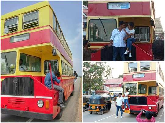 ksrtc photo shoot
