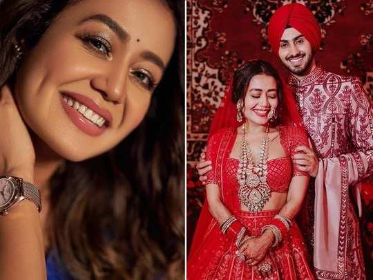 neha kakkar updates her name on instagram after marriage to rohanpreet singh