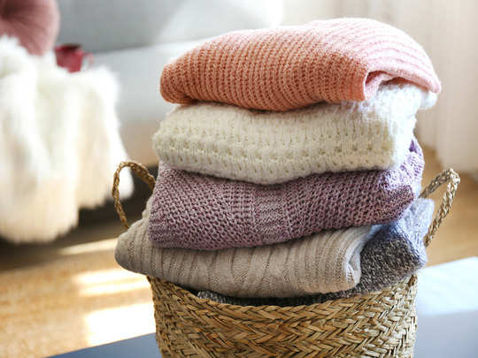 three right methods to wash and dry woolen clothes
