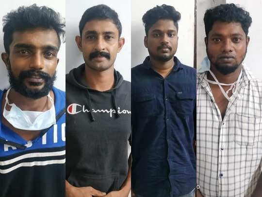 Thiruvalla Quotation Gang Arrested