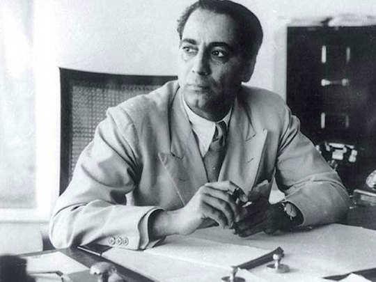 डॉक्टर होमी जहांगीर भाभा