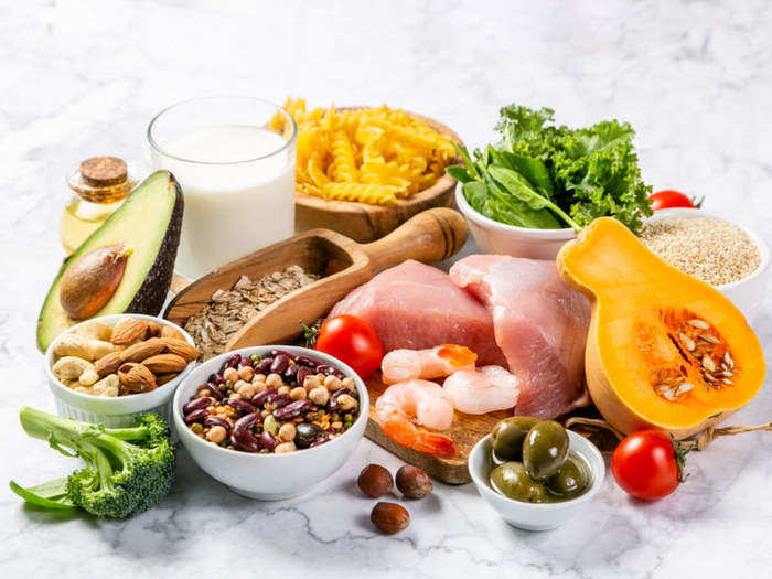 these 5 foods control high blood pressure or diet chart for control blood pressure in marathi
