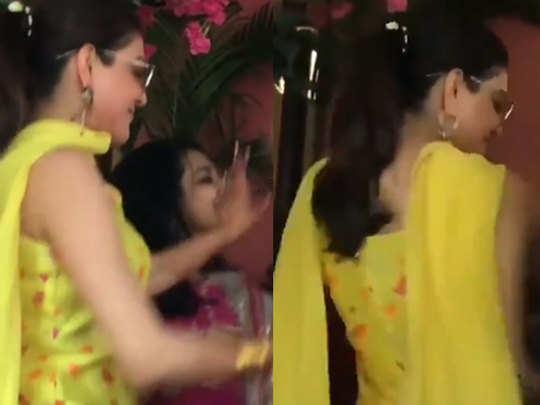 kajal wedding videos