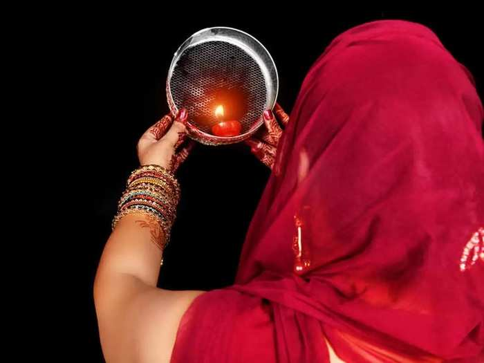 can pregnant women fast karwa chauth in marathi