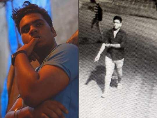 Samay Shah attacked