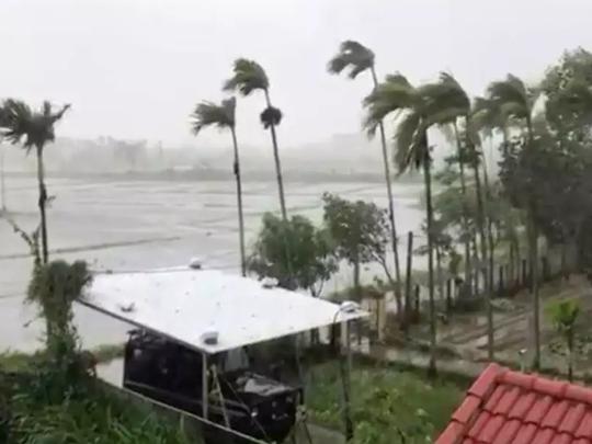vietnam severe storm