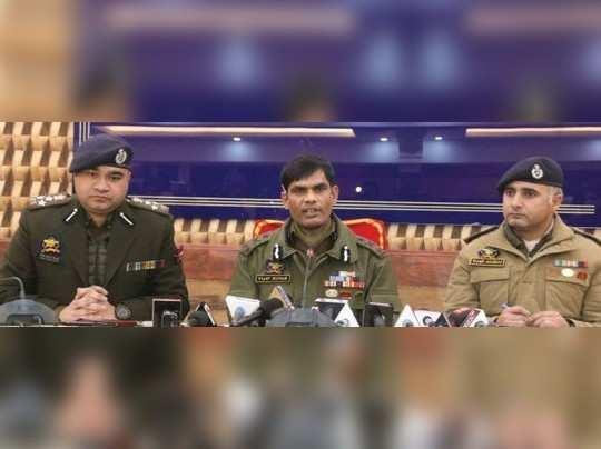 जम्मू-कश्मीरः भाजपा नेताओं पर हमला करने वाले आतंकियों की कार बरामद