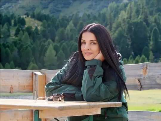celina jaitley felt so weak after the delivery of twins in hindi