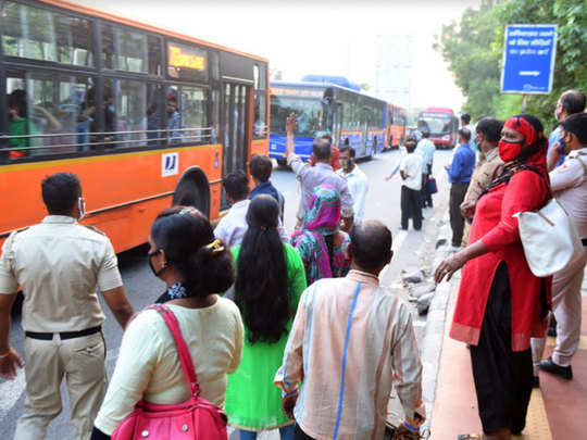DELHI-BUS