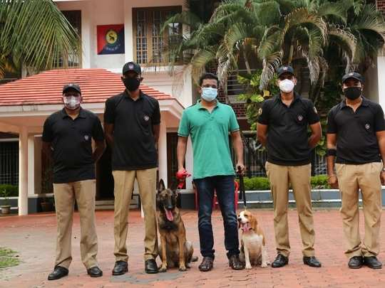 Ernakulam Dog Squad