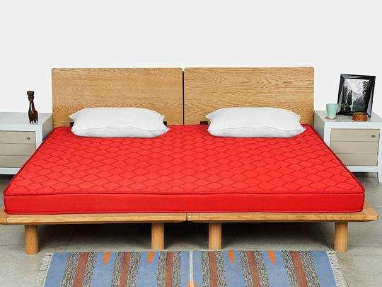 स्ट्रेस रिलीफ और गहरी नींद के लिए खरीदें ये सॉफ्ट Mattress, 40% तक का मिल रहा डिस्काउंट