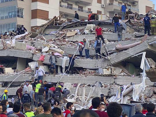 turkey greece earthquake updates powerful 7 magnitude earthquake jolts turkey and greece