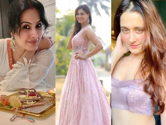 what these tv actresses put on their face to look so young and glowing even beyond 40 years