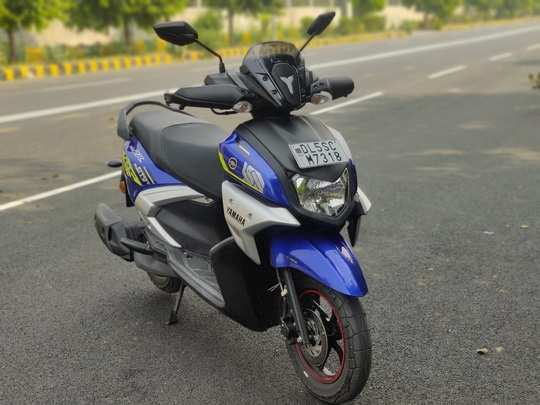 Yamaha Ray ZR Street Rally 125