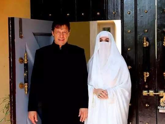 imran khan Bushra Bibi